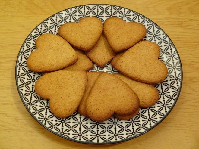 galletas integrales limón
