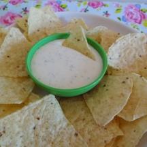 Salsa de yogur para dipear